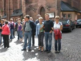 Gewerkschaftsfahrt 2010 Heidelberg_1